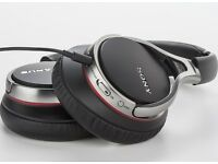 Sony MDR-10RNC noise cancelling headphones