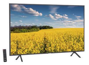 "Brand new Samsung 55"" 4K UHD Smart TV - UN55NU7100F"