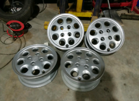 Ford alloys