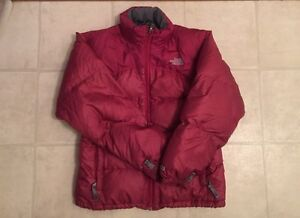 Girls Size Medium North Face 600 Down Filled Jacket