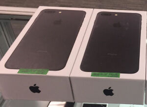 iPHONE 7 PLUS 32GB UNLOCKED PHONE IN BRAND NEW CONDITION
