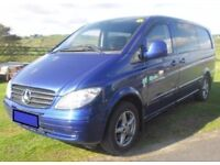 2005 MERCEDES VITO CREW CAB ,2.1 DIESEL,10MONTHS TEST -- NEWRY / ARMAGH
