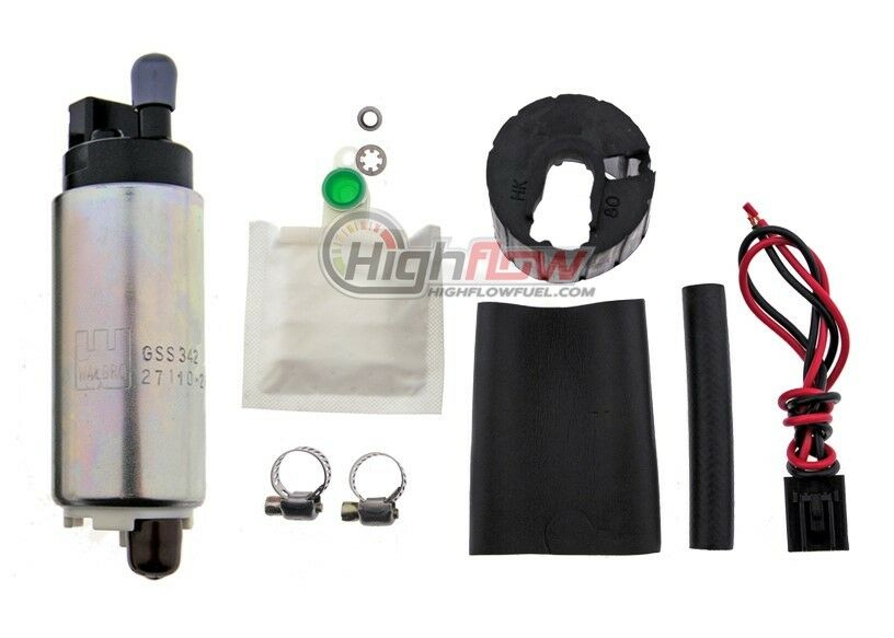 Купить GENUINE WALBRO GSS342 255LPH High Pressure Intank Fuel Pump MADE IN USA! 400-766