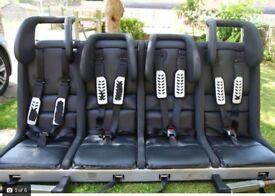 multimac, minimac car seats for 4 (1320)