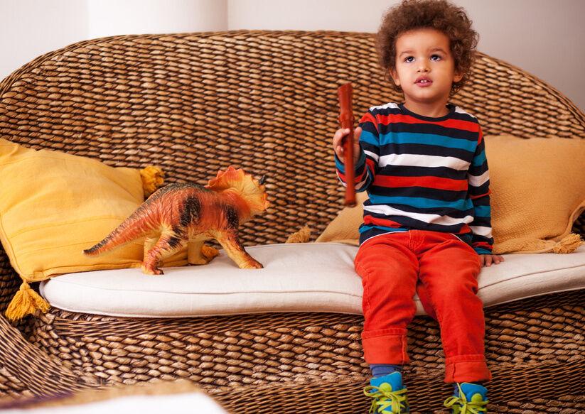T-Rex, Brontosaurus und Co. - die beliebtesten Dinos von Playmobil