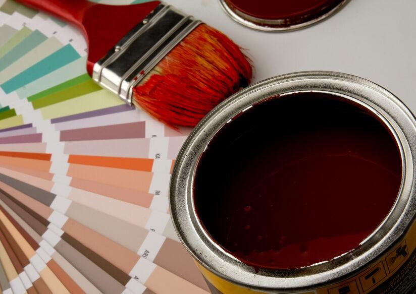was ist beim kauf von wandfarbe zu beachten ebay. Black Bedroom Furniture Sets. Home Design Ideas
