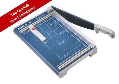 Hebel Schneidemaschine Dahle 533 A4 Top Qualität, Händler, Messer auswechselbar