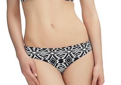 FANTASIE BIKINI BRIEF BEQA SIZE 8 10 12 14 16 18 REVERSIBLE LOW RISE BOTTOM 6347 - Reversible Bikini Brief