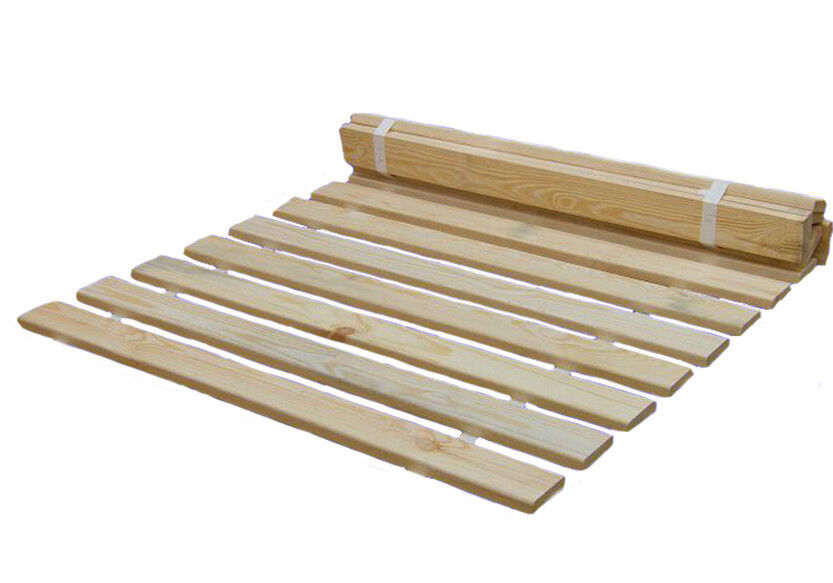 wooden bed slats - all sizes a... Image 1