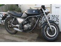 YAMAHA SRX Motorcycle WANTED