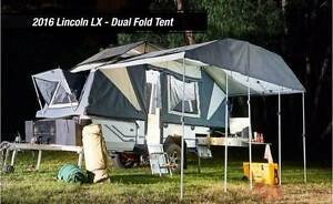 Twin Fold Hard Floor Camper - DARWIN 4WD, BOATING & CAMPING EXPO Wangara Wanneroo Area Preview
