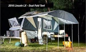Ezytrail Lincoln LX Off Road Camper Trailer - LIMITED OFFER Fyshwick South Canberra Preview