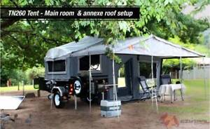 2017 Ezytrail Buckland LX Mk2 Camper Trailer now on display ACT