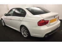 2009 BMW 320D 2.0 M-SPORT GOOD / BAD CREDIT CAR FINANCE FROM 34 P/WK