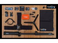 Genuine Gopro Accessories Uk Postage £5