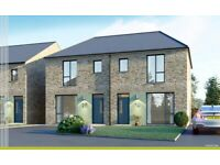 Brand new 3 bed semi Coleraine 5 mins town centre