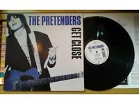 The Pretenders – Get Close, VG, released on Real Records in 1986, 80s Rock Post Punk New Wave