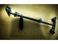Carbon Fiber DSLR Camera Stabilizer / Steadycam