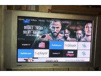 Phillips 42 inch plasma TV screen