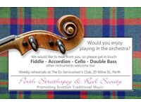 The Perth Strathspey and Reel Society