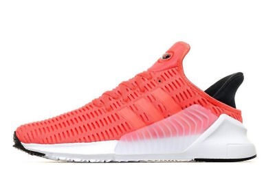 Mens ADIDAS CLIMACOOL 02/17 Coral size 8.5  Athletic Shoes New Coral CG3343
