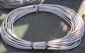 25 Ft BX 4 Conductor Cable