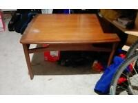 Free low coffee table