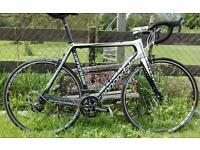 Cannondale supersix road bike