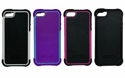 Ballistic Shell Gel Hard Case SG Silicone Protective Case for Apple iPhone 5 5S Sg Shell Gel