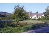 Come and live in France ! Lovely property in a peaceful environment in Burgundy