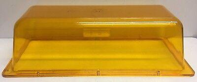 Star Strobe 9200hm Amber Lens For Mini-bar Magnetic Rotating Beacon New