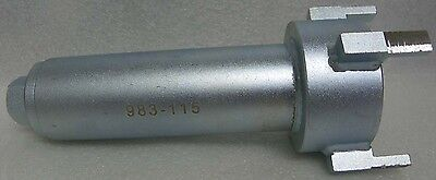 YAMAHA OUTBOARD 111MM V6 GEARCASE CARRIER NUT REMOVAL & INSTALL SERVICE TOOL