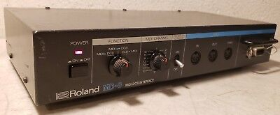 Roland MD-8 MIDI DCB Interface w/ Power Cable