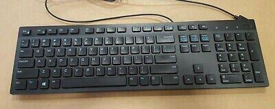 BRAND NEW Dell KB216 Slim Multimedia USB Black Keyboard -