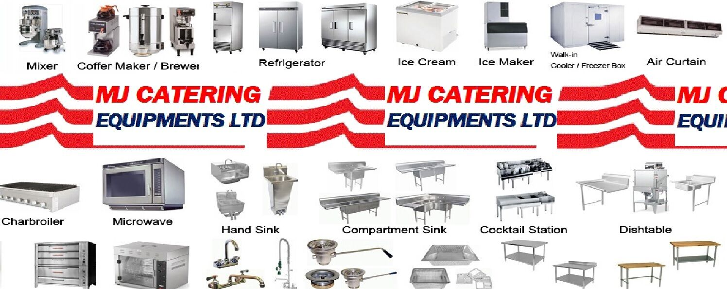 items in mj catering equipments ltd shop on ebay