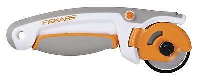 *NEW* Fiskars 45mm Medium Duty Ergo Control Rotary Fabric Cutter