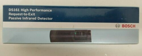 BOSCH DS161 BROWN/BLACK HIGH PERFORMANCE REQUEST TO EXIT PASSIVE INFRARED DETECT