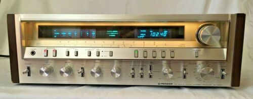 Vintage Pioneer SX-3900 Stereo Receiver Works Great!