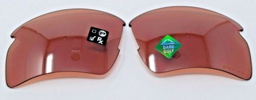 Brand New Authentic Oakley Flak 2.0 XL Replacement Lens Prizm Dark Golf