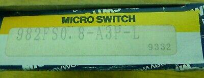 Honeywell Micro Switch 982fs0.8-a3p-l Miniature Proximity Sensor