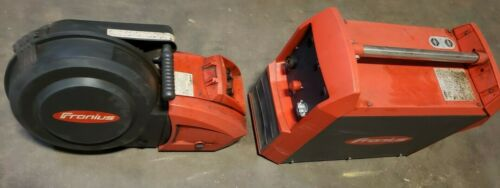 Fronius TransSteel 5000 syn & VR5000 Wire Feeder(free shipping)