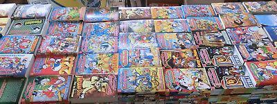 TOP-ANGEBOT !! NUR 11 TAGE !!  10 LTB aus 1 - 513 Duck Maus Disney Taschenbuch