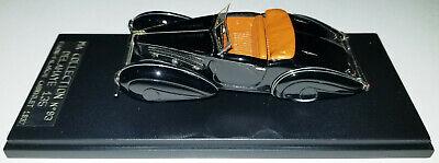 Delahaye 185 Figoni Flaschi Chrome 1:43 Altaya
