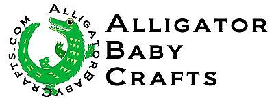Alligator Baby Crafts