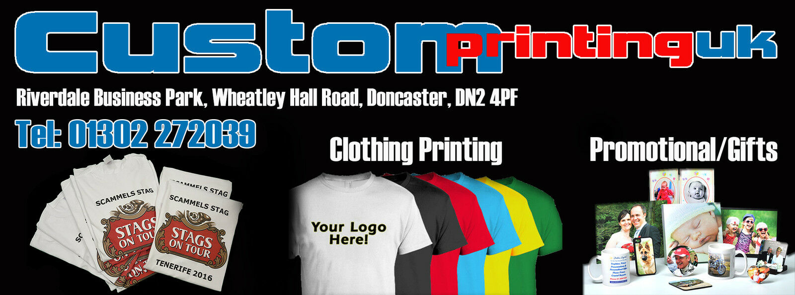 Custom Printing UK