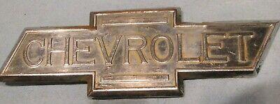 1920s Bow Ties   Gatsby Tie,  Art Deco Tie Vintage/Antique Chevrolet Trunk/Hood Bowtie Emblem 1920s-30s? LQQK! $65.00 AT vintagedancer.com