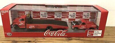M2 Machines Coca Cola Hauler 1970 Chevrolet C60 & 1979 Chevrolet Silverado TW02
