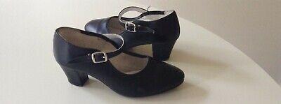 Chaussures de flamenco, pour enfant, taille 35