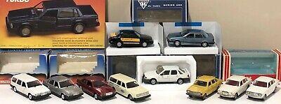 Lot 11 Volvo Tekno AHC Polistil Nacoral Norev 144 164 244 460 760 780 850 Taxi