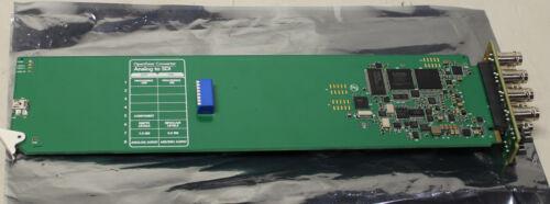Blackmagic Design OpenGear Converter Analog to HD HD/SD-SDI 3G